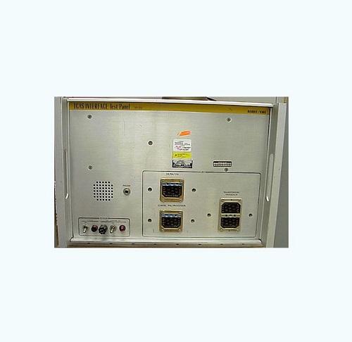 JC Air RNA-34AF UHF Navigation Receiver Test Panel - Aero