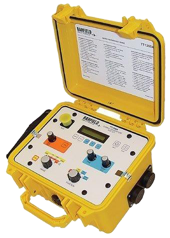 Barfield TT1200A Digital Turbine Temperature Test Set
